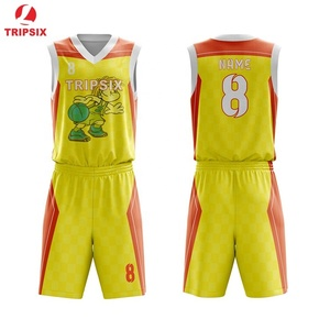 1f792e7f9f1 Basketball Jersey Yellow Gold