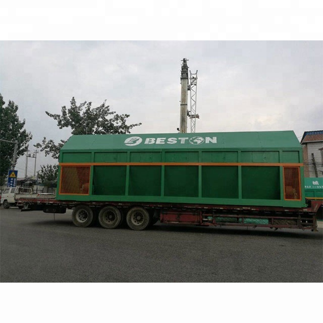 Equipment for sorting municipal garbage waste