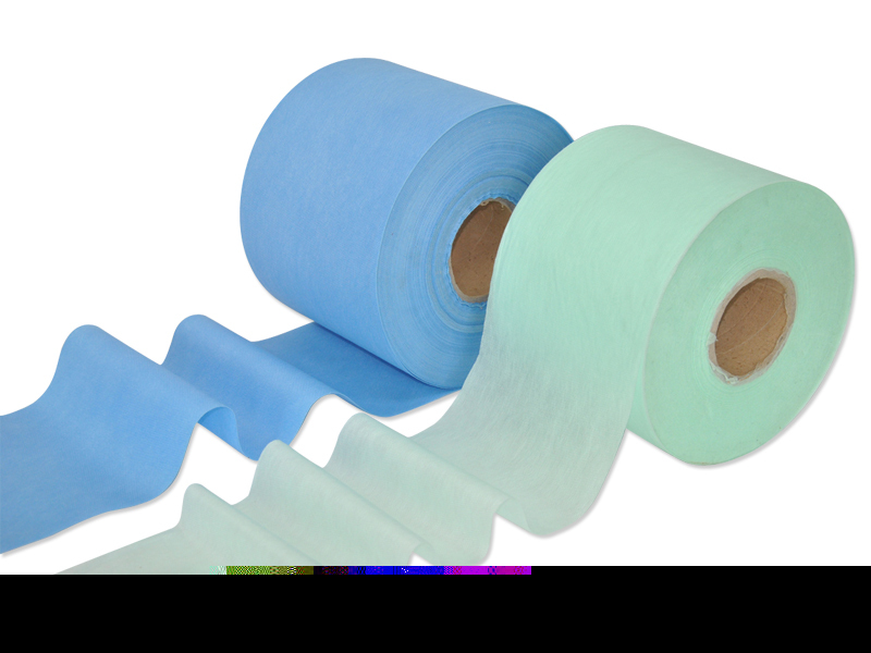 Chemical Fiber Biodegradable Absorbate Pla Nonwoven Fabric 2014 ...