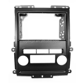 XTRONS Interior 2 din car radio frame Stereo Fascia Panel for NISSAN ...