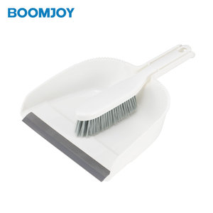 BOOMJOY Q1 bedroom cleaning pet broom high quality kitchen table cleaning mini broom with dustpan