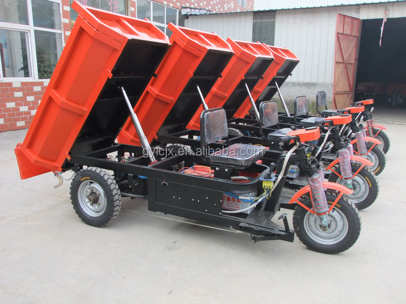 1 ton electric cargo tricycle