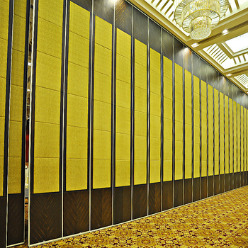 Hanging Aluminum Room Soundproofing Decorative Acoustic Sliding ...