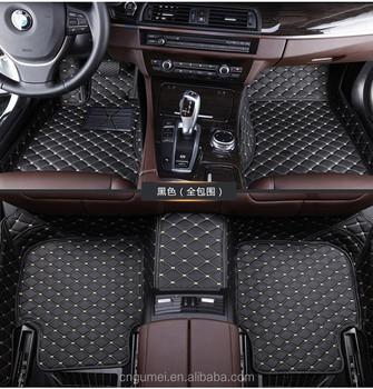 5d Luxury Car Floor Mats Right Hand Drive Car Mats