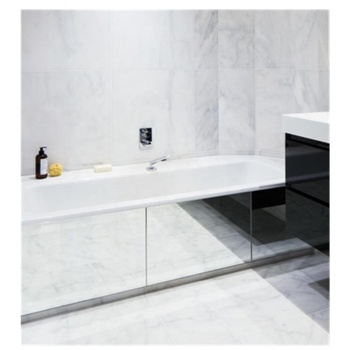 Customize  Statuary White 18mm Thickness Marble Slab White