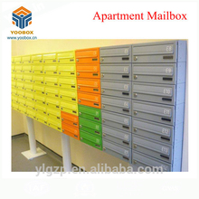 2018 Solid Durability Building Apartment Metal Mailbox