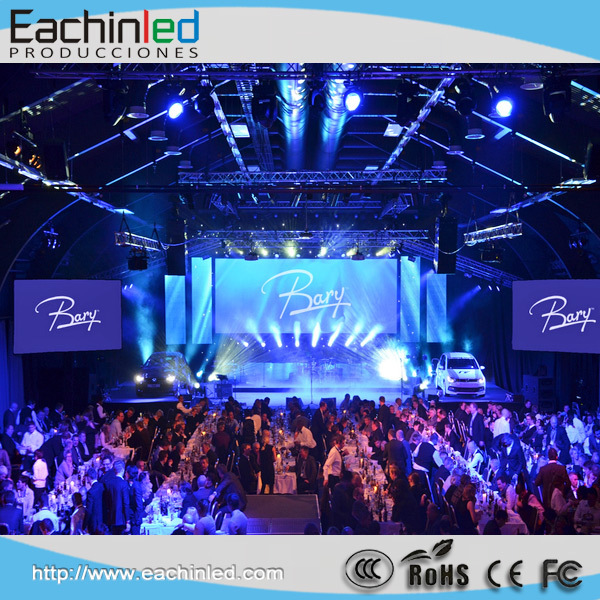 Indoor Stage Led Screen For Concert For Dj Video Show