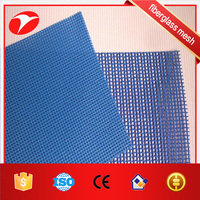 Fireproof Fiberglass Mesh/Reinforced Fiberglass Mesh Fabric