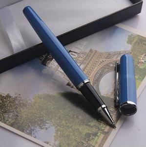 The Best Sellers blue Fashion Metal Gift Set Roller Pen ball pen