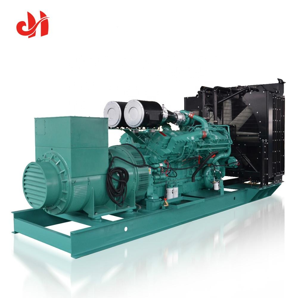 Brand New 1.2mw <strong>diesel</strong> 1500kva power generator 1200kwwith KTA50-G8 engine