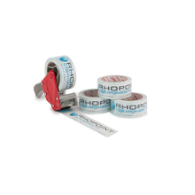 2015 Hot Selling Bopp Box Sealing Tape Hotmelt in Saudi Arabia Market