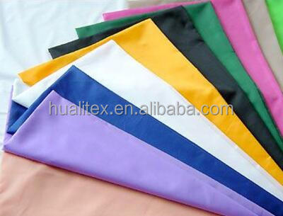 190T Waterproof 100% polyester taffeta with PA coated for bag lining/garment lining/raincoat/umbrella/tent/jacket/car cover