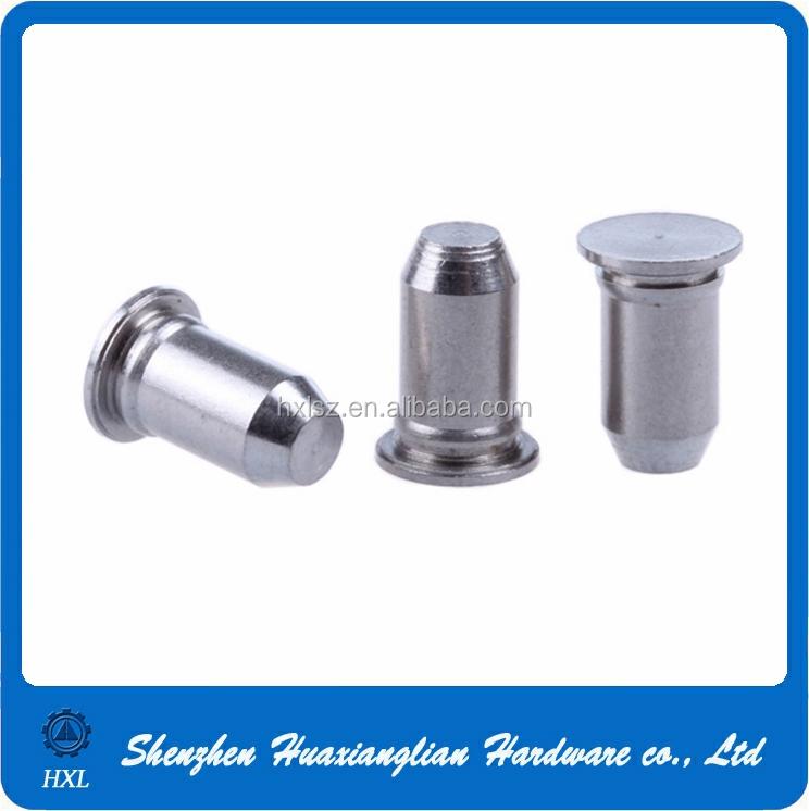 China Custom Metal Pem Spring Self Clinching Aluminium Pilot Dowel ...
