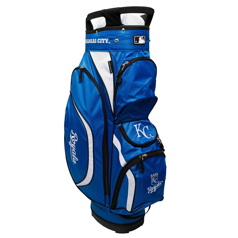 Team Golf MLB Clubhouse Golf Cart Bag - Kansas City Royals