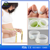 low price silicon magnetic slimming health massage foot toe ring