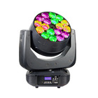 18x15W Bee Eyes LED Beam Wash Light moving head with LUX=84000@1M for Professional DJ Party Wedding Show