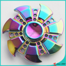Crazy Popular Fidget Hand Spinner Rainbow Hand Spinner Designed For ADHD, relieve stress, anxiety(EDC)