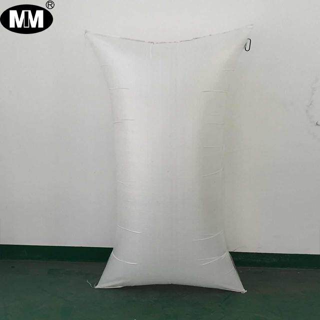 reusable pp woven inflatable air bladder cushion for cargo transportation