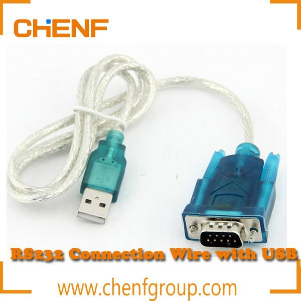 HL-340 USB to RS232 COM Port  PDA 9 pin DB9 Cable Adapter support Win7-64/%
