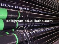 API J55 oil well casing pipe