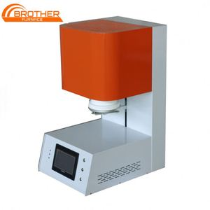 Hot sale 1700C zirconia dental sintering furnace with sintering programs, dental lab equipment machine manufacturer China