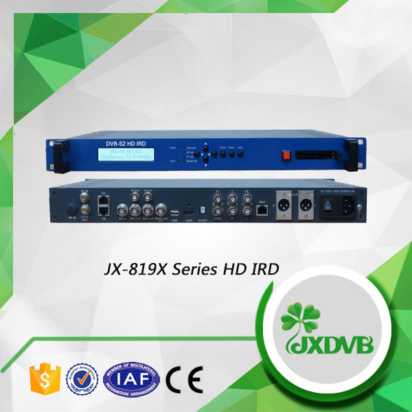 High quality cheap price user-friendliness changeable decoder combo hd