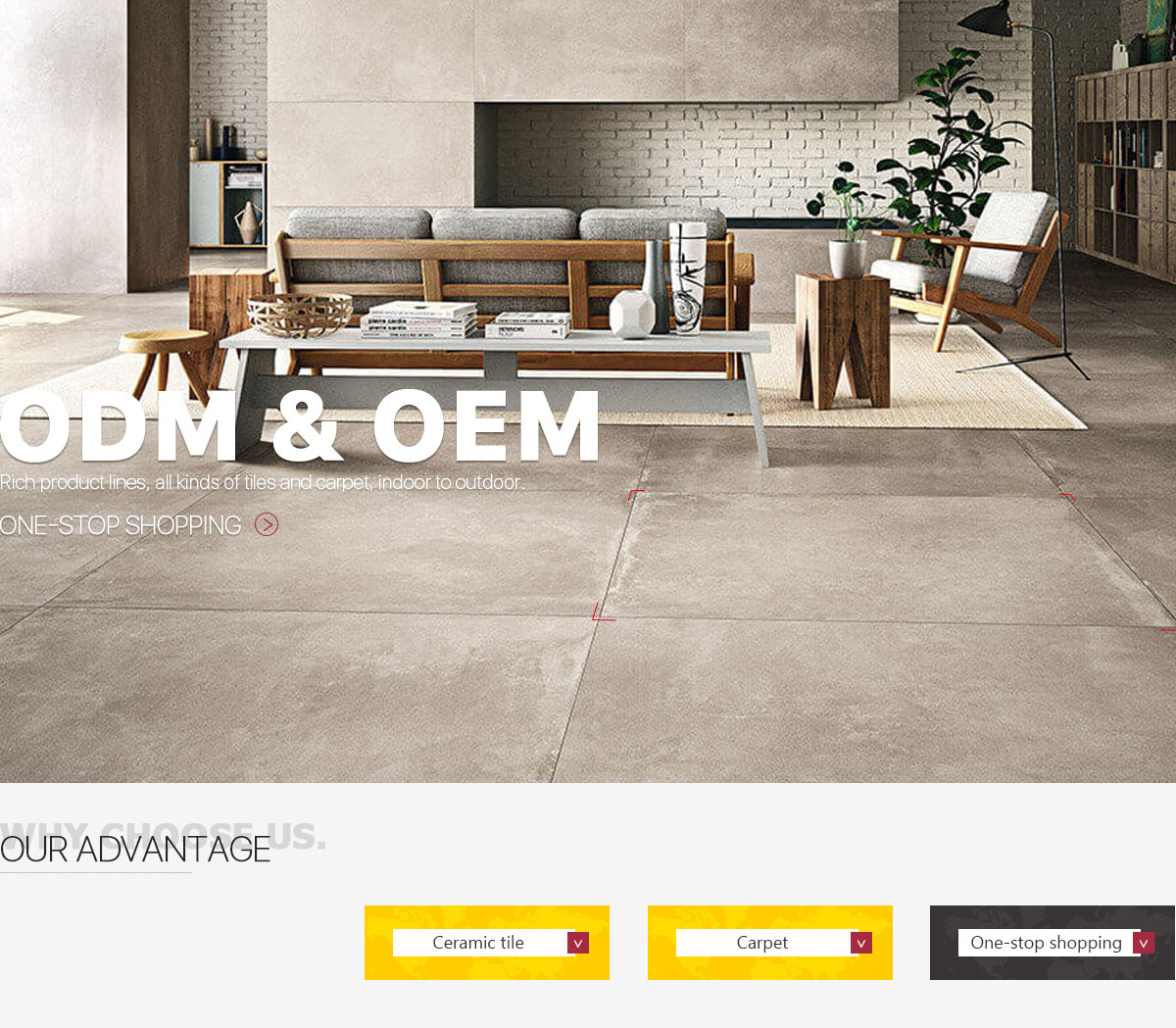 Tianjin renown import and export co ltd ceramic tile carpet dailygadgetfo Choice Image