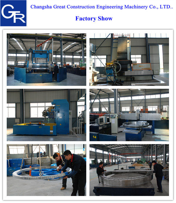 Hot Sale Iso Certificated Replacement Of Rothe Erde Slewing Ring ...