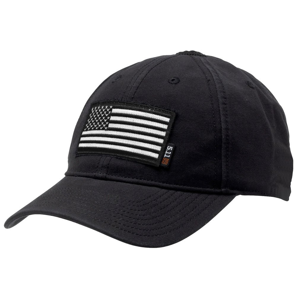 3e879b073 Get Quotations · Gadsden and Culpeper 5.11 Flag Bearer Cap Bundle (USA  Patch + Hat)