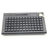 78 Cherry MX Membrane Programmable Pos Keyboard with Swipe Card Reader