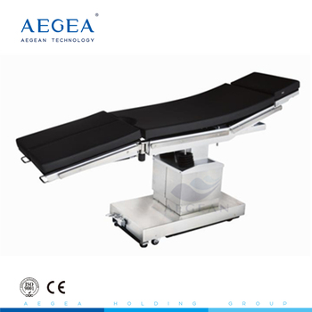 With X-ray function AG-OT020 emergency clinical apparatus equipped electric operating table