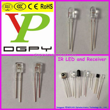 PENGYUAN Infrared Light Emitting Diodes/5mm IR LED/Infrared Emitting Diode  ( CE U0026