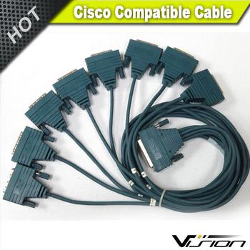 Cisco Cab Octal Modem Router Cable Hd 68 M Db 25 M