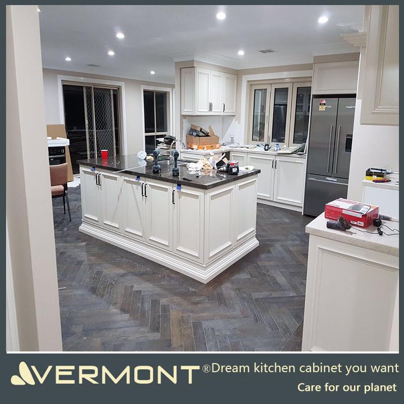 American Standard European Style Frameless Kitchen Cabinet - Buy Kitchen  Cabinet,American Kitchen Cabinet,Frameless Kitchen Cabinet Product on ...
