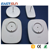EAS anti-theft hard tag with UHF RFID pin for clothing store