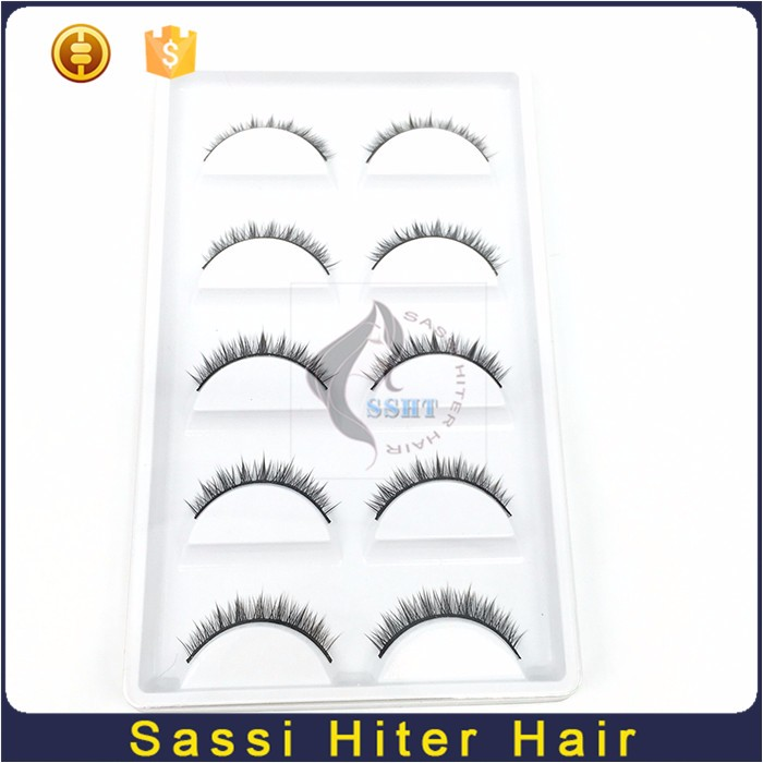 2016 Attractive And Charming Korea Natural False Eyelashes