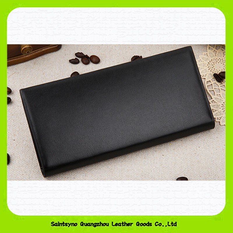 15665 Alibaba Online Shopping 100% Real Top Leather Card Wallet
