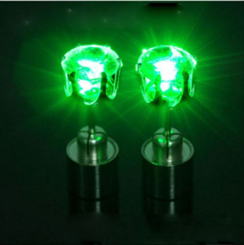 Newest design fashion light up earrings / led earrings for party/Bar/Club
