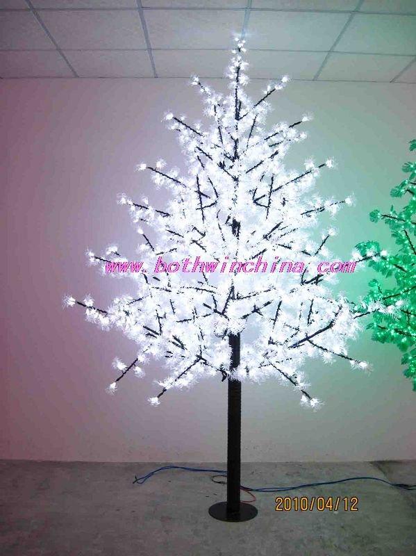 led hermoso arbol de navidad rbol paisaje light
