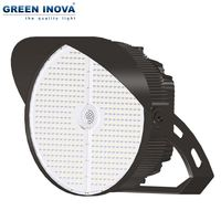 factory sell large-scale landscape lighting halogen replacement 1000w IP65 led flood light