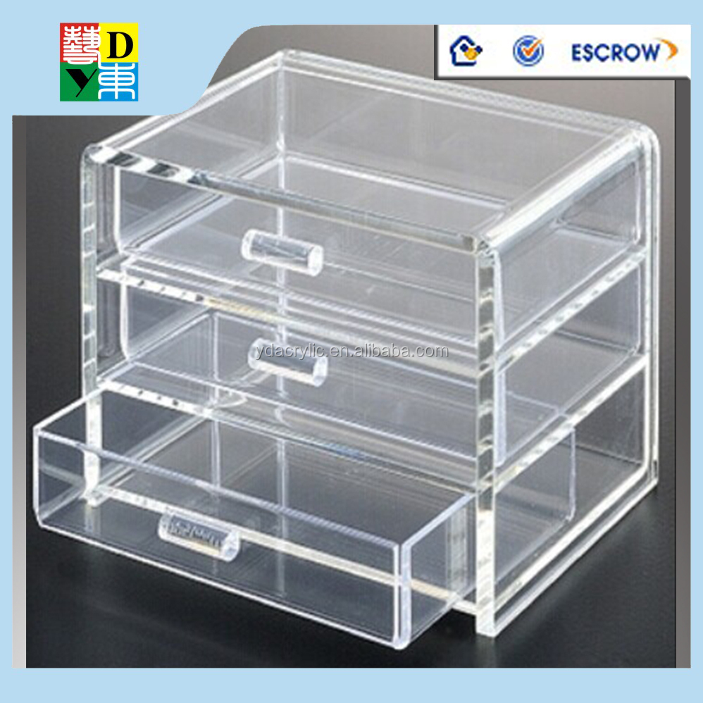 "Acrylic Display Case/ Stand For 3"" Inches Kid-robot Mini Figure ..."