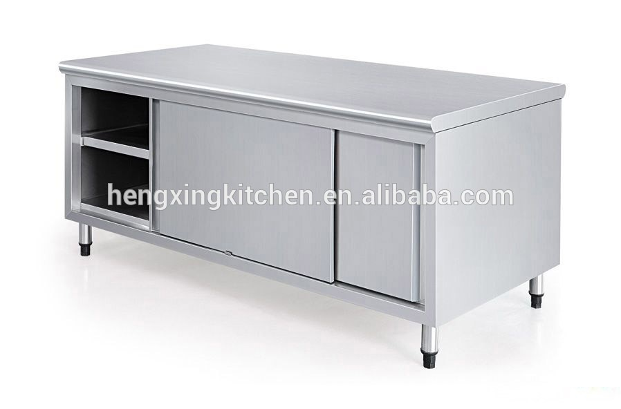 Restaurant Kitchen Work Tables stainless steel work table/work table with drawers/restaurant
