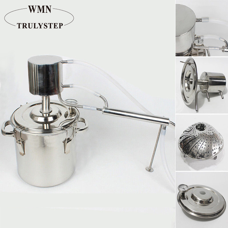 12L Stainless Steel Home Brewing Distillery Equipment