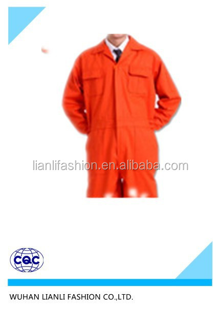 liani-safety factory wholesale professional work uniform coverall overall workwear industrial uniforms in apparel