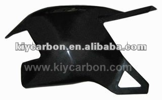 Carbon fiber parts for Ducati motorcycles