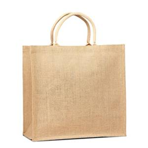 7893f69ad Get Quotations · Pack of 12 - Eco-friendly Reusable Bag Women Shopping Bag  Jute Burlap Tote bag