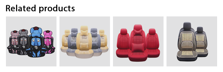 ZD-P-0124 car seat cover leather PVC store near me sport style leather seat covers