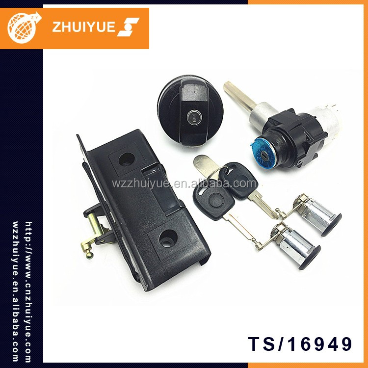 ZHUIYUE Factory Direct Wholesale 6U0 800 375 Whole Car Lock For VW SKODA