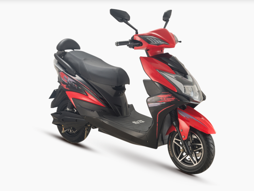 EEC 1200W 70V 20AH High Quality Electric Motorcycle for Adults E Scooter with Seat