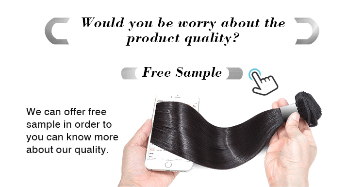 Free Sample 8A Wholesale Cheap Raw Cuticle Aligned Dropship Virgin Natural The Noble Black Hair Products for Black Women